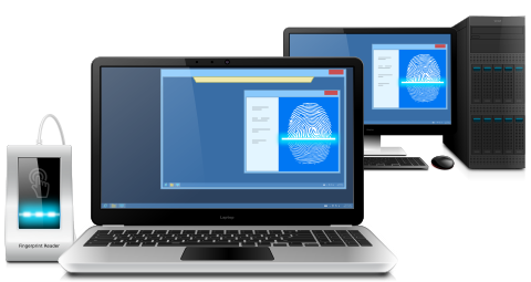 How Biometrics for Remote Desktop Works