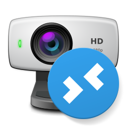 Webcam for Remote Desktop Icon