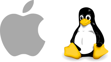 Linux and macOS support