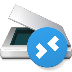 Scanner for Remote Desktop Icon