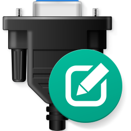 Serial Port Mapper Icon PNG 256x256