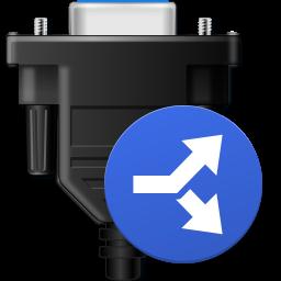 Serial Port Splitter Icon